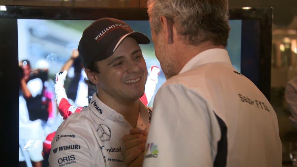 Obrigado Felipe: The F1 paddock says farewell to Massa