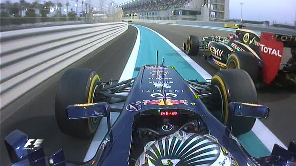 Classic onboard: Sebastian Vettel, Abu Dhabi 2012