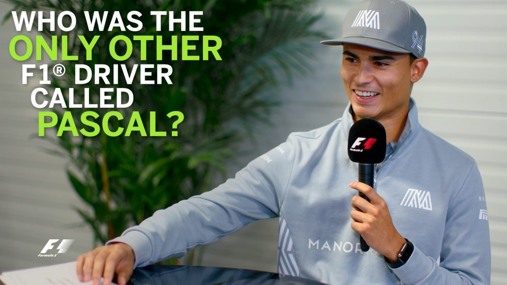 Grill the Grid - Pascal Wehrlein