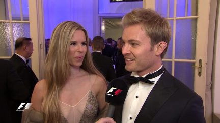 Formula 1 reacts to Nico Rosberg's retirement