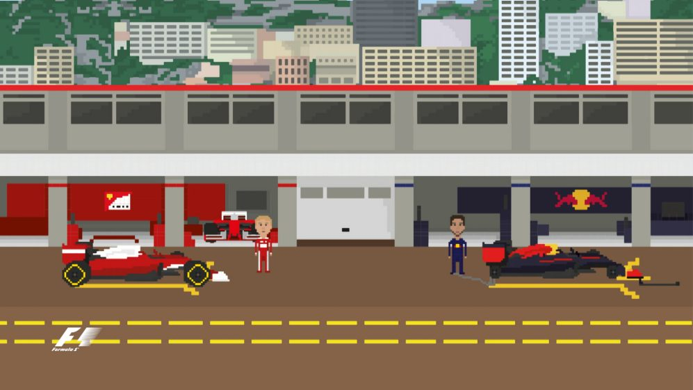 8-Bit F1 2016 Season Review