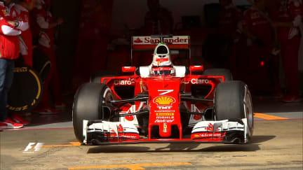 Raikkonen: new Ferrari already better than last year's car