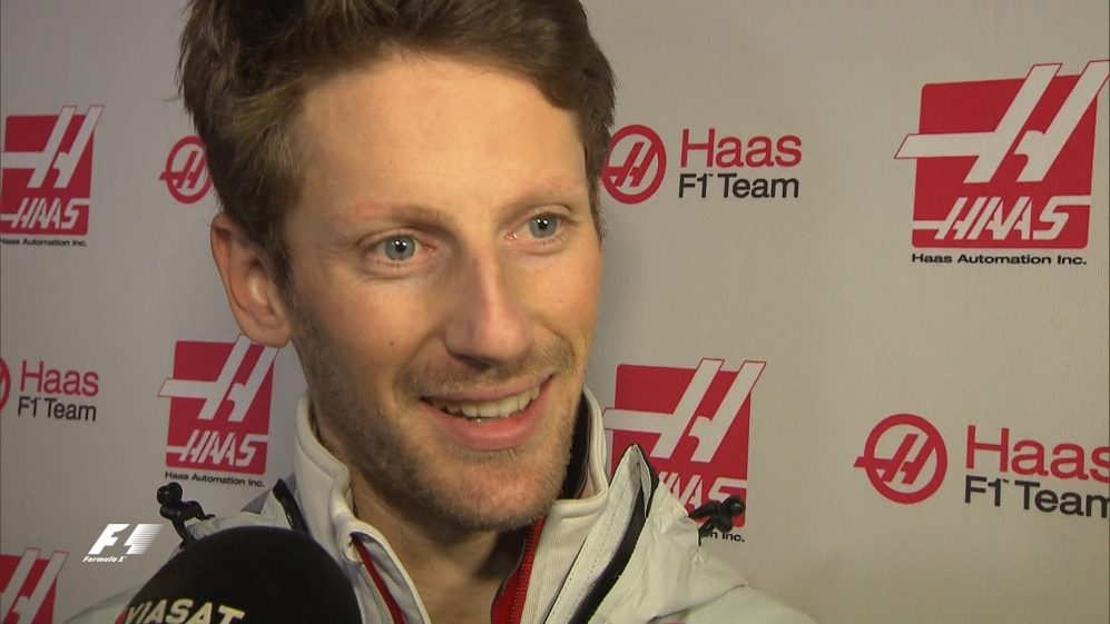 Grosjean and Haas put a US team back on the map