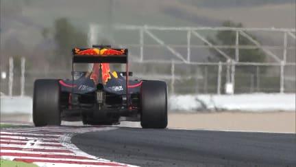 Ricciardo on racking up the laps for Red Bull