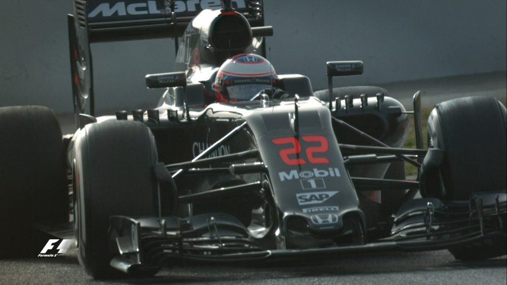 Testing - who's on track after day one?