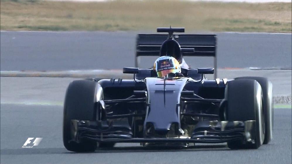 Carlos Sainz on logging huge mileage for Toro Rosso