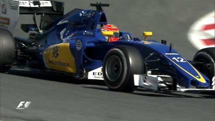 Nasr: Early days but good first impressions