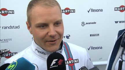 Bottas optimistic Williams have made progress ahead of 2016 season