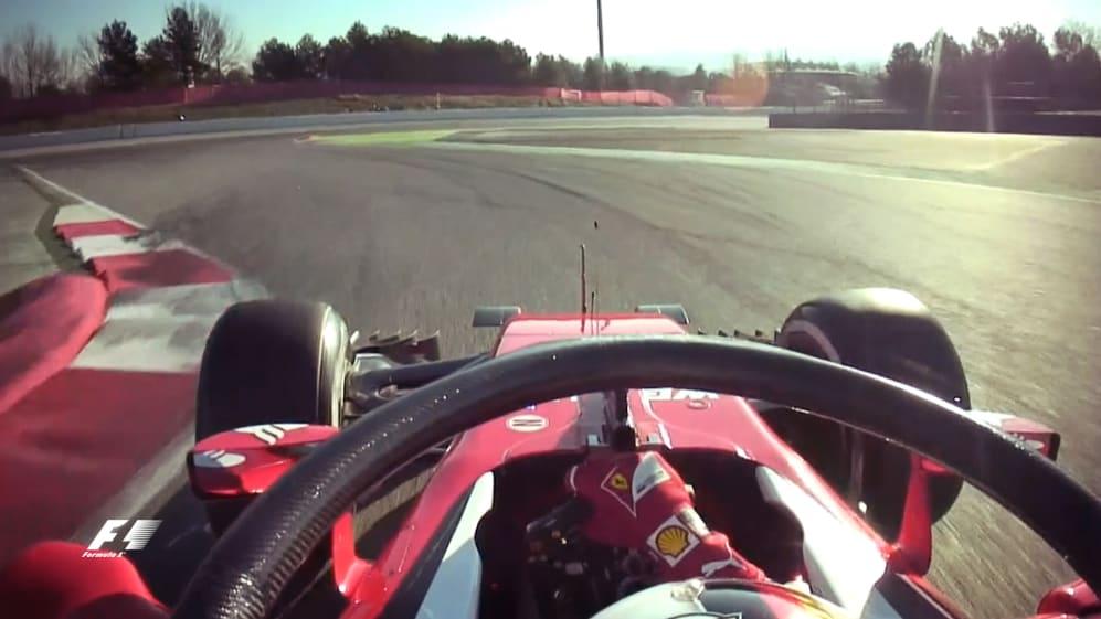 Vettel sure Ferrari have closed the gap to Mercedes