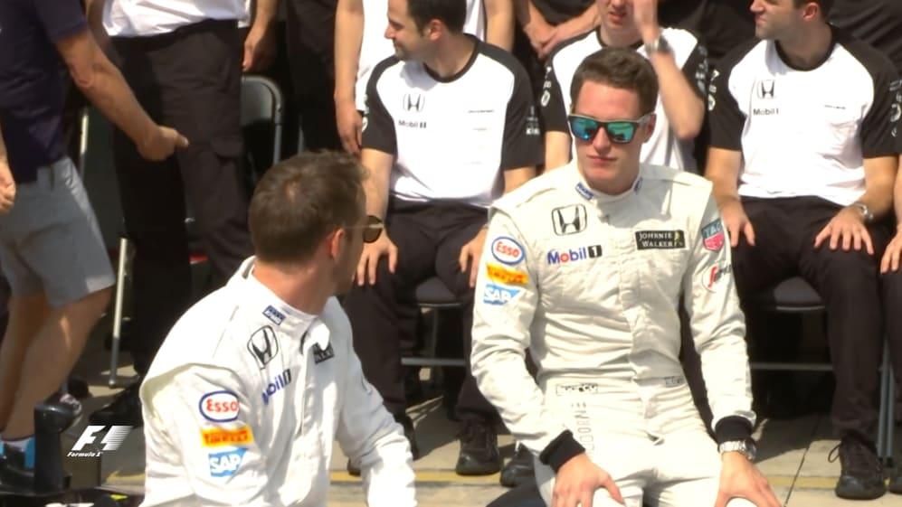 On standby - Stoffel Vandoorne discusses life as McLaren's F1 reserve