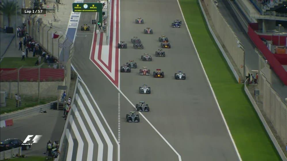 Race highlights - Bahrain 2016