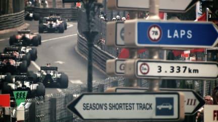 Monaco Grand Prix in Numbers