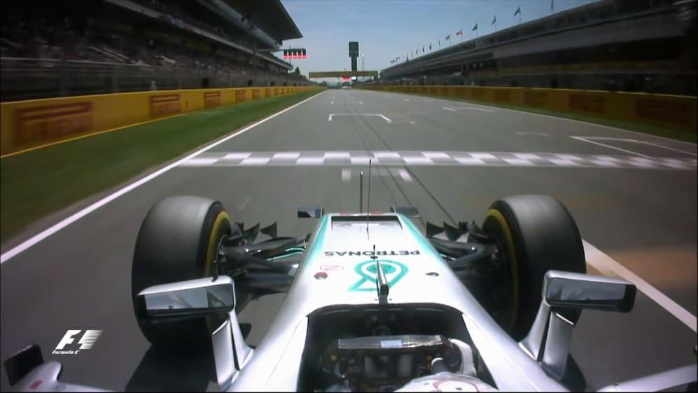 Onboard pole position lap - Spain 2016