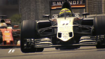 Your #F1DriverOfTheDay for Monaco - Sergio Perez