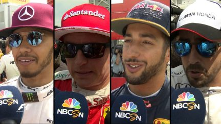 Drivers report back after an exciting Spanish Qualifying