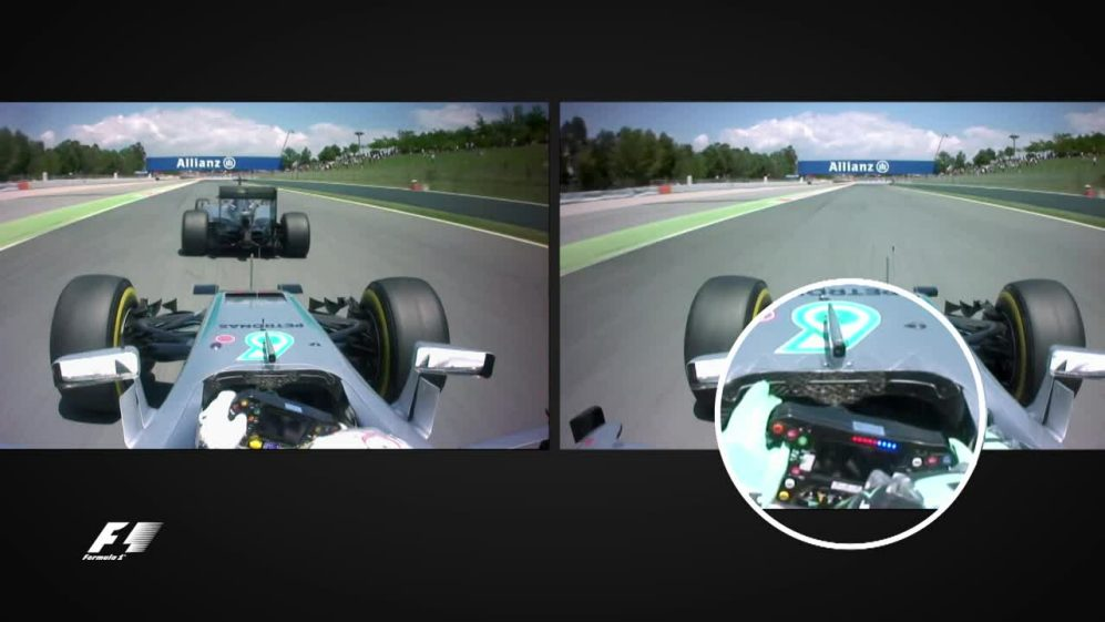 Mercedes mayhem: analysing Hamilton and Rosberg's Turn 4 clash