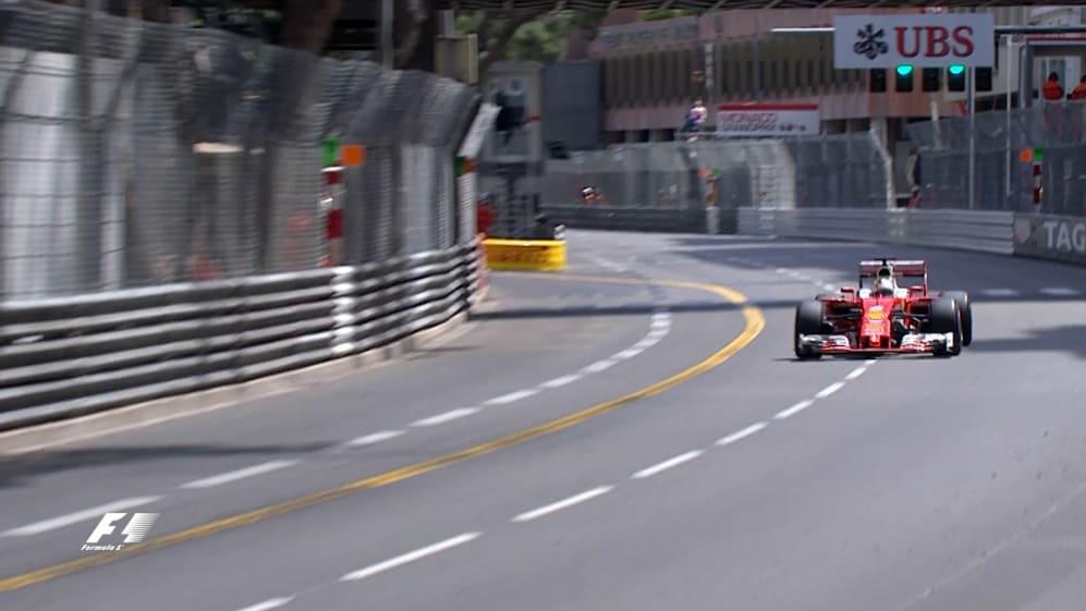 Vettel issues in FP2