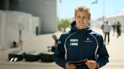 Grill the grid - Marcus Ericsson