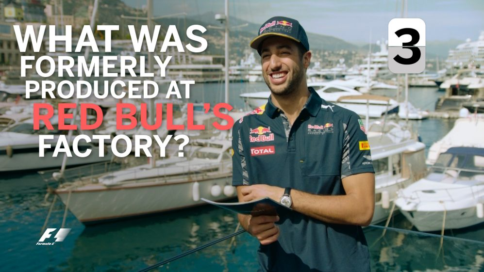 Grill the grid - Daniel Ricciardo