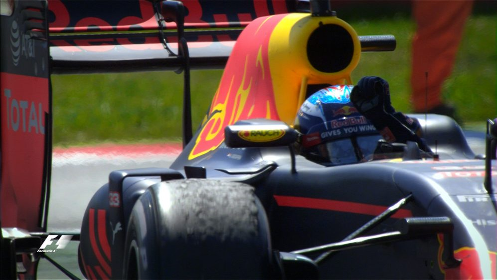 Your #F1DriverOfTheDay for Spain - Max Verstappen