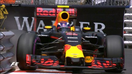 Qualifying: Verstappen crashes out in Q1