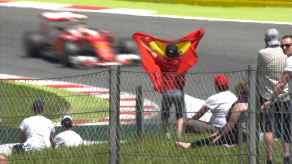 Qualifying highlights - Spain 2016