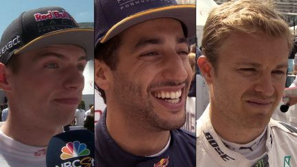 Drivers report back after Qualifying in Monaco