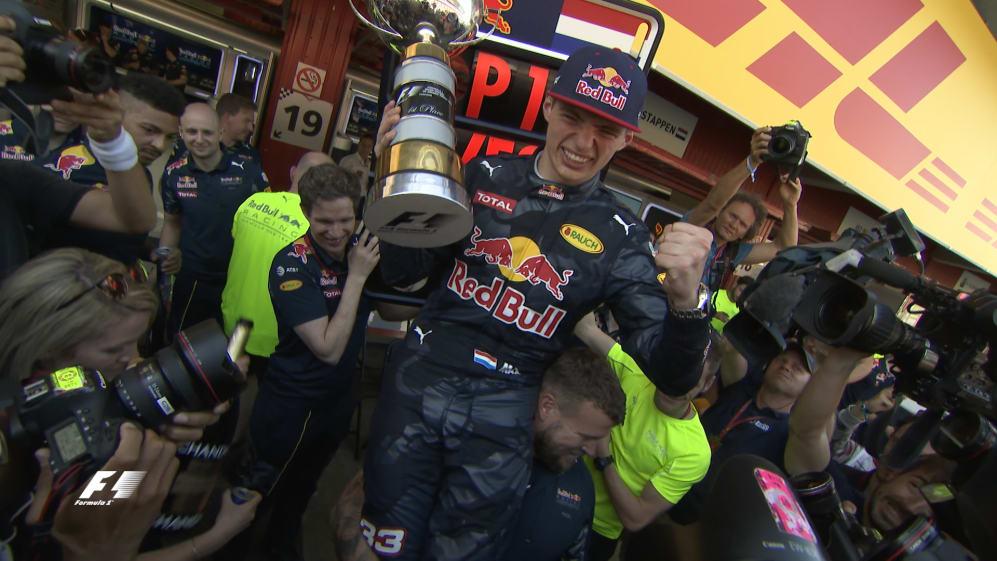 Verstappen 'didn't sleep much' after win