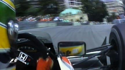 Classic onboard: Ayrton Senna, Monaco 1990