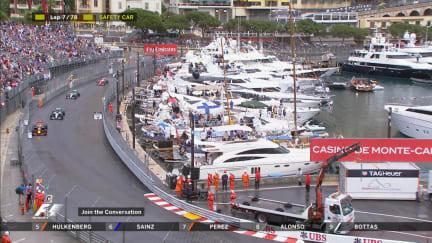 Race highlights - Monaco 2016