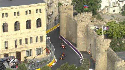 Race highlights - Europe 2016