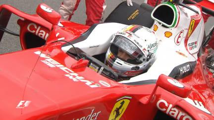 Did Ferrari's strategy in Canada cost Vettel the win?