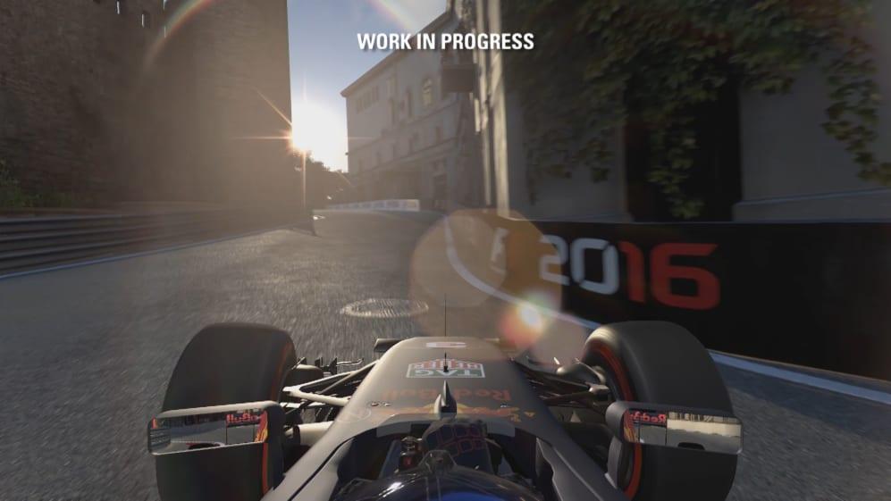 Onboard with Ricciardo for a virtual lap of Baku