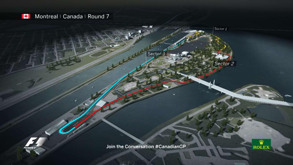 2016 Circuit Guide - Circuit Gilles Villeneuve