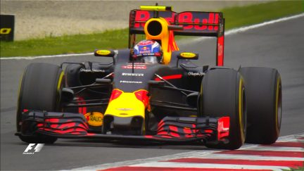 Your Driver of the Day for Austria - Max Verstappen
