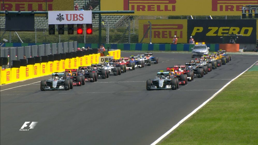 Race highlights - Hungary 2016