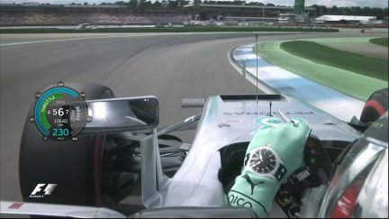 Onboard pole position lap - Nico Rosberg, Germany 2016