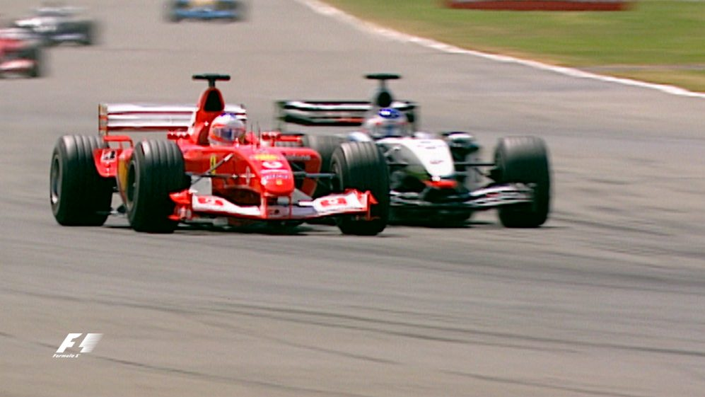 Five of the best Silverstone overtakes