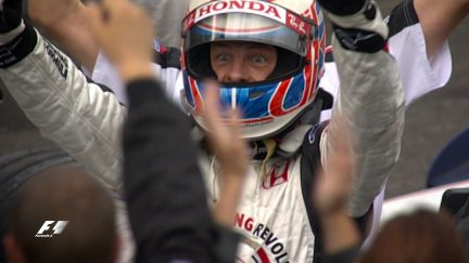 Hungary 2006: Jenson Button recalls his first Formula One win