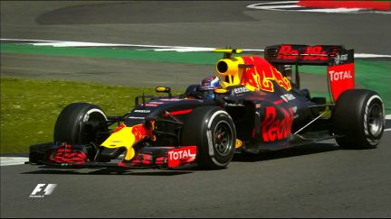 Your Driver of the Day for Great Britain - Max Verstappen