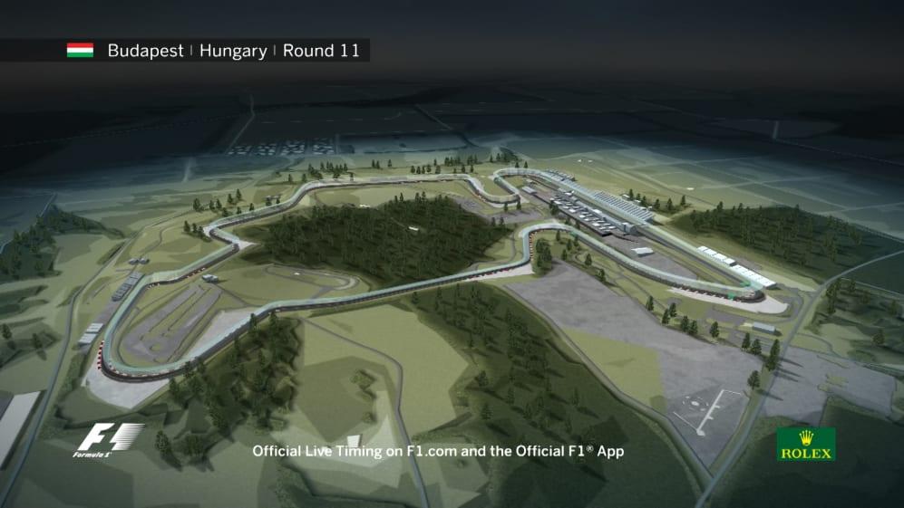 2016 Circuit Guide - Hungaroring