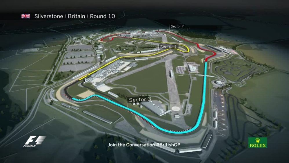 2016 Circuit guide - Silverstone