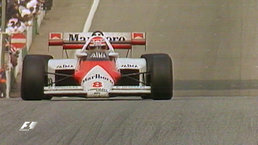Austria 1984: Niki Lauda on his pivotal home win