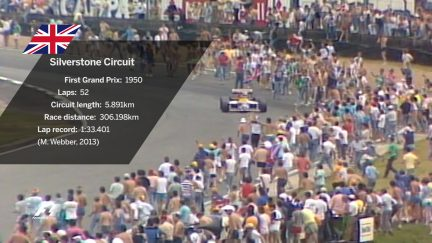 Your guide to the British Grand Prix