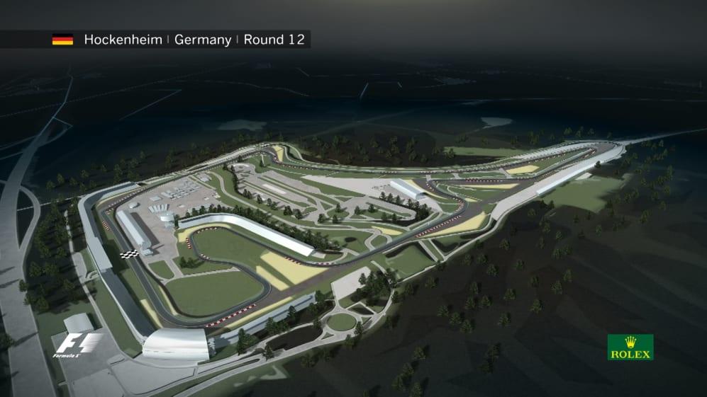2016 Circuit Guide - Hockenheimring
