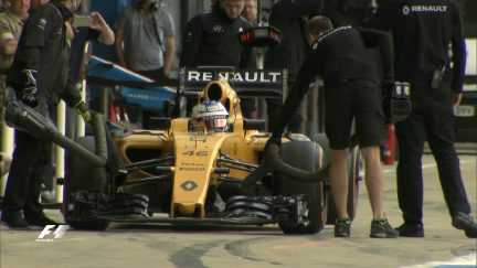 Post-Silverstone test report