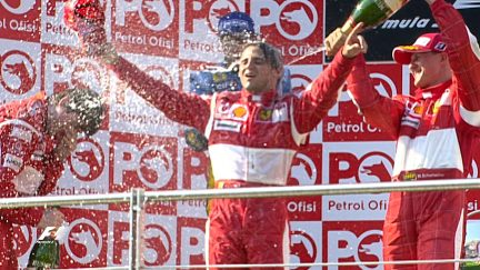 10 years on - Massa reminisces about first F1 win