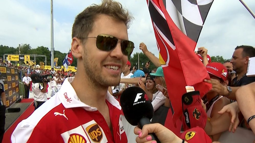 The F1 paddock on ideal holidays and favourite destinations