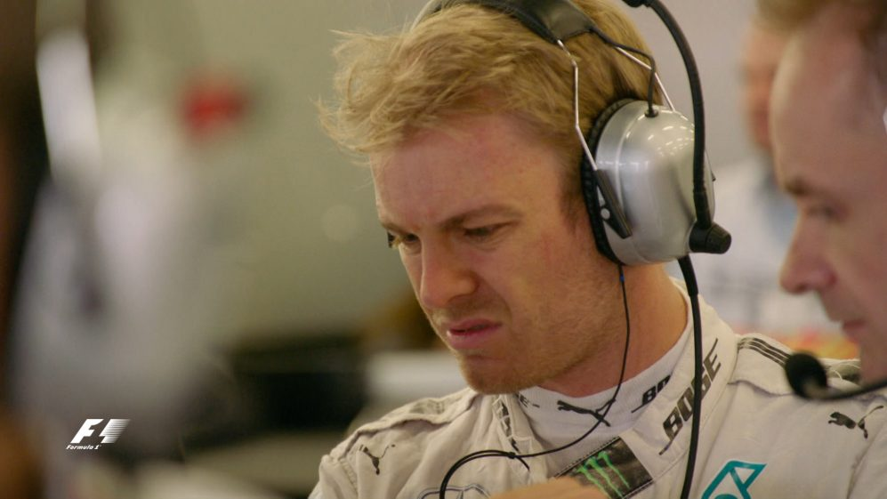 What went wrong for Rosberg in Germany?