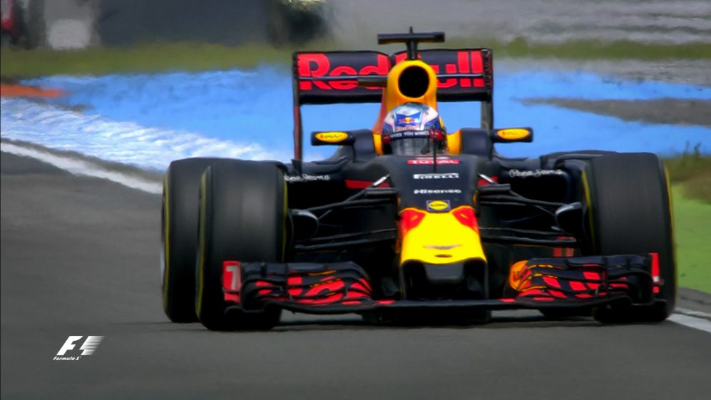 Your Driver of the Day for Germany - Daniel Ricciardo